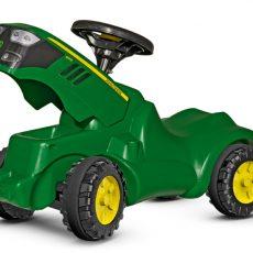 Foot to floor Tractors