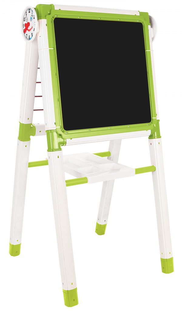 Active Drawing Board with abacus - Green